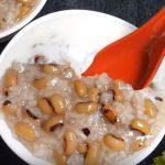 Món chè đậu trắng thơm ngon béo bùi