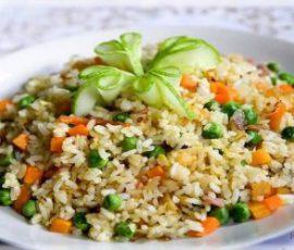 Món ăn từ đậu hà lan bổ dưỡng tốt cho cả nhà
