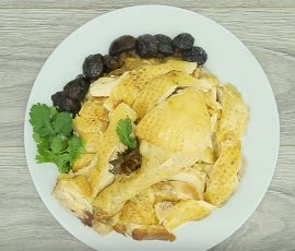 Món gà hầm thịt mềm thơm ngon nức mũi