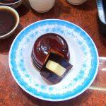 Món rau câu flan cà phê không bị tách lớp