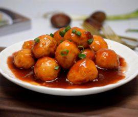 Món trứng cút sốt cà chua cực ngon đưa cơm