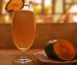 Món cam ép mật ong tăng cường hệ miễn dịch