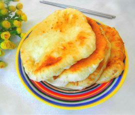 Món bánh rán sữa chua xốp mềm ngon tuyệt