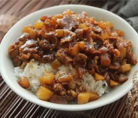 Món bò xào khoai tây ngon đậm đà đưa cơm