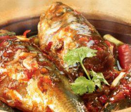 Món cá nục kho cà chua kiểu mới ngon cơm