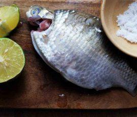 Bí quyết khử mùi tanh của cá trước khi chế biến
