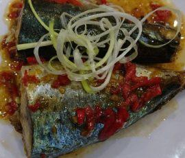 Món cá nục kho keo giàu dinh dưỡng