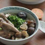 Món chim bồ câu nấu miến bồi bổ sức khỏe