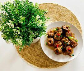 Món lươn xào sả ớt kiểu mới đưa cơm ngày mưa