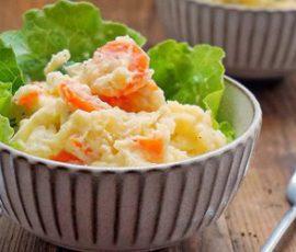 Món salad khoai tây thơm ngon bổ dưỡng