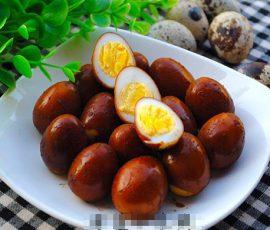Món trứng cút om tương đậm đà ngon cơm