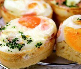 Món bánh mì trứng Gyeran Bbang chuẩn vị Hàn Quốc