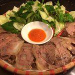 Món thịt bò ngâm giấm đổi vị cho cả nhà
