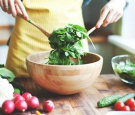 Chọn thực phẩm phù hợp giúp tăng cường miễn dịch