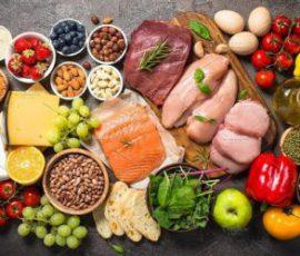 Chế độ dinh dưỡng trong phòng bệnh Covid - 19