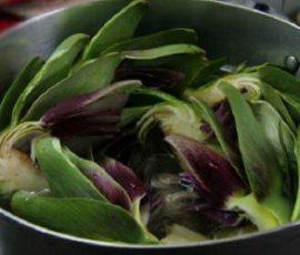 Món ăn từ hoa Atiso giúp chữa hiệu quả tại nhà