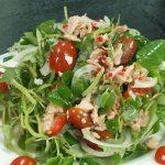 Món rau càng cua trộn cá hộp ăn hoài không ngán