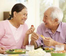 Thực phẩm tốt cho người cao tuổi phòng chống dịch