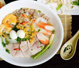 Món hủ tiếu Nam Vang ngon như ngoài hàng