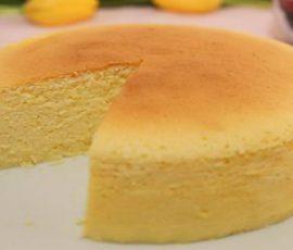 Món bánh bông lan bằng nồi chiên không dầu