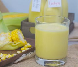 Món sữa bắp nước cốt dừa thơm ngon béo ngậy