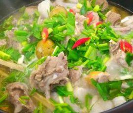 Món vịt tiềm nước dừa vừa ngon vừa bổ dưỡng