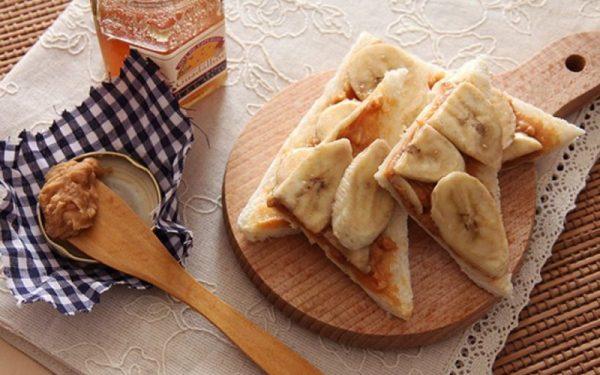 Món bánh mì chuối ăn sáng cực ngon bổ dưỡng