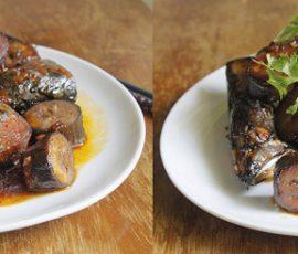 Món cá kho chuối xanh ngon đậm đà không tanh