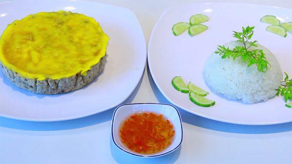 Món chả trứng chay ăn ngon mà cực đơn giản