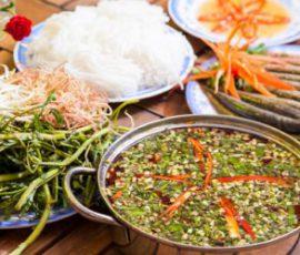 Món lẩu cá kèo lá giang vừa ngon vừa đơn giản