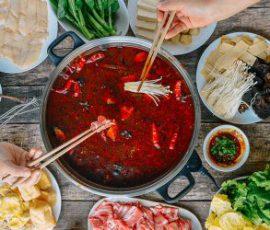 Món lẩu cay Trùng Khánh ngon trứ danh tại nhà