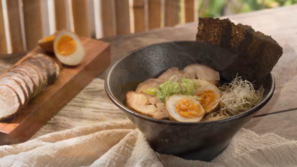 Nguyên liệu làm mì ramen bò chuẩn vị Nhật Bản: