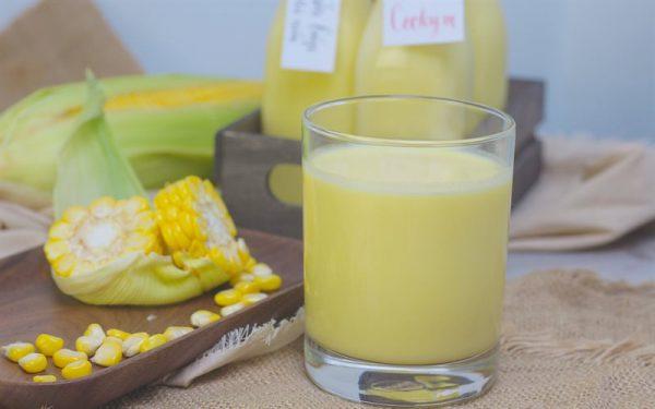 Món sữa bắp Hàn Quốc thơm ngon lạ miệng