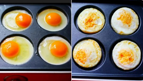 Chiên trứng