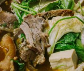 Món bò hầm sả thơm ngon đơn giản tại nhà