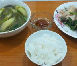 Món canh chua xương rồng cực tốt cho sức khỏe