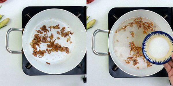 Nấu nước giấm