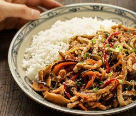 Món thịt xào rau củ đơn giản dễ làm mà cực ngon