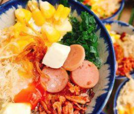 Món trứng cút nướng chén ngon thần sầu
