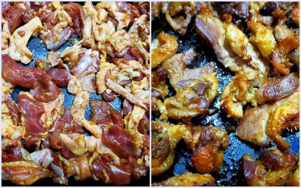Nướng thịt vịt