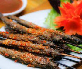Món cá kèo nướng muối ớt thơm lừng hấp dẫn