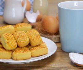 Món bánh dứa thơm ngon nức mũitại nhà