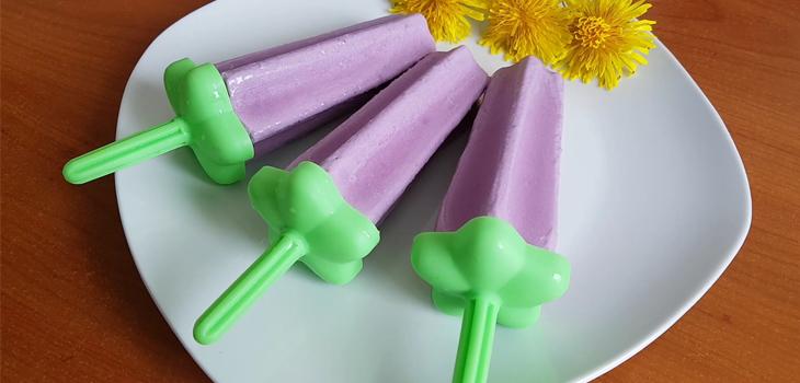 Món kem khoai lang tím ngon ngọt lạ miệng