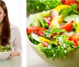 Món salad chay thanh mát cho ngày ăn chay