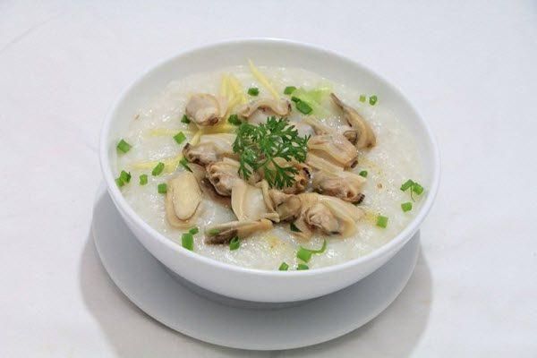 Cháo Hàu Sữa