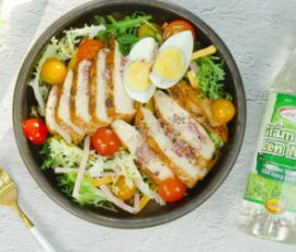 Món salad ức gà vừa ngon vừa giảm cân hiệu quả