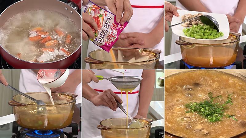 Nấu súp