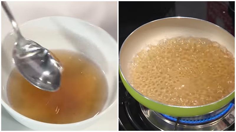 Nấu nước chấm