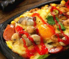 Món hàu né phô mai ngon bổ dưỡng cho bữa sáng