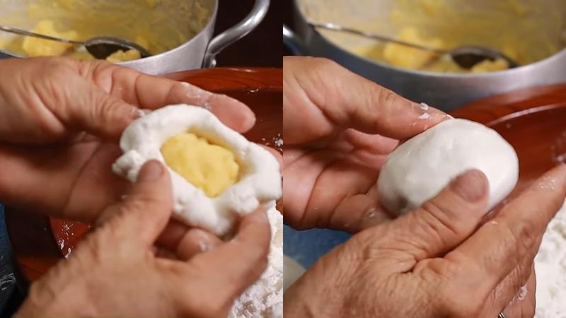 Tạo hình bánh